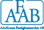 Byggfirma, Snickare & Måleri i Kalmar, Karlskrona, Bergkvara & Torsås – Adolfssons Fastighetsservice AB Logo